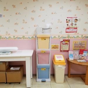パルクアベニュー・カワトク(6F ベビー休憩室)の授乳室・オムツ替え台情報 画像6