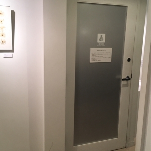 エレベーターからすぐ