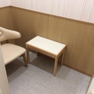 授乳室内はベビーカーのまま入れるスペースあります。