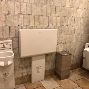 7階の多目的トイレ 広々です!