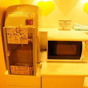 横浜アンパンマンこどもミュージアム&モール(1F)の授乳室・オムツ替え台情報 画像10