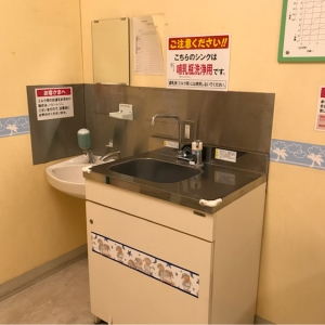 イオン延岡店(2F)の授乳室・オムツ替え台情報 画像7