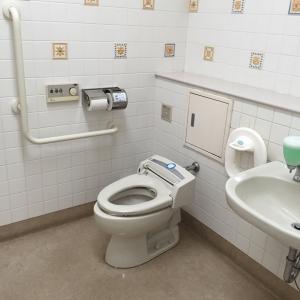 子ども用のトイレがあって便利