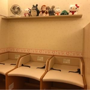 横須賀モアーズシティの授乳室・オムツ替え台情報 画像3