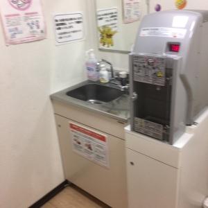 山陽自動車道 福山SA下り線(1F)の授乳室・オムツ替え台情報 画像3