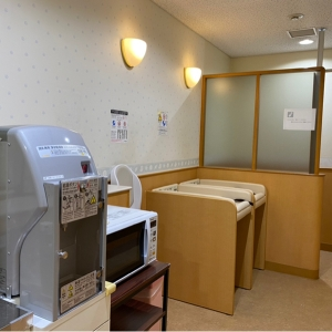 羽田空港第2ターミナル(到着ロビー)(1F)の授乳室・オムツ替え台情報 画像3