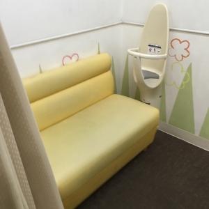 イオンモール名取(3F 赤ちゃん休憩室)の授乳室・オムツ替え台情報 画像1