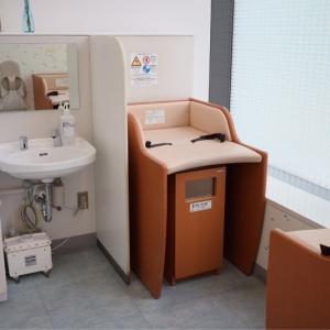 横浜ベイクォーター スマイルキッズステーション内(4F)の授乳室・オムツ替え台情報 画像5