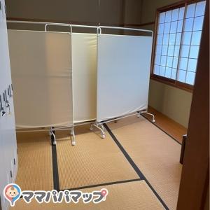 きのこの森きのことのしり館(1F)の授乳室・オムツ替え台情報 画像1