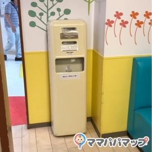 新所沢パルコ(パルコ館3F)の授乳室・オムツ替え台情報 画像8