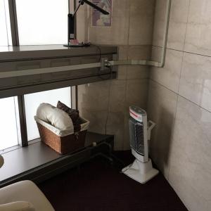 2階赤ちゃんスポット内授乳スペース(奥)