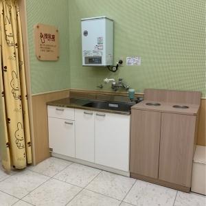 ゆめタウン呉(3F)の授乳室・オムツ替え台情報 画像3