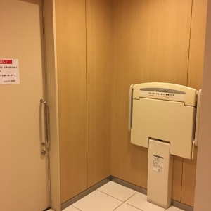 The Kitahama PLAZA(北浜プラザ)(2階)の授乳室・オムツ替え台情報 画像9