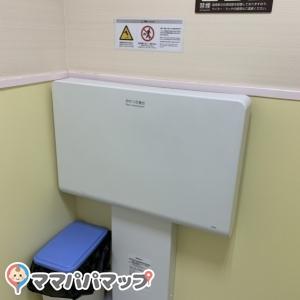コマーシャルモール博多(1F)の授乳室・オムツ替え台情報 画像2