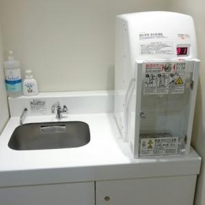 アトレ大森(4F)の授乳室・オムツ替え台情報 画像1