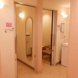 アトレ大森(4F)の授乳室・オムツ替え台情報 画像2