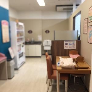 イオン高松東店(3F)の授乳室・オムツ替え台情報 画像9