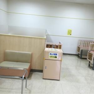 イオン挟間店(2F)の授乳室・オムツ替え台情報 画像3
