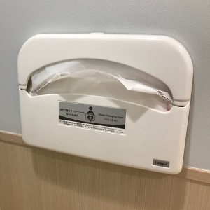 赤ちゃん本舗 広島アルパーク店(1F)の授乳室・オムツ替え台情報 画像5
