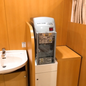 アトレ恵比寿(3F)の授乳室・オムツ替え台情報 画像6