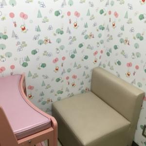 桜島SA上り線の授乳室・オムツ替え台情報 画像6