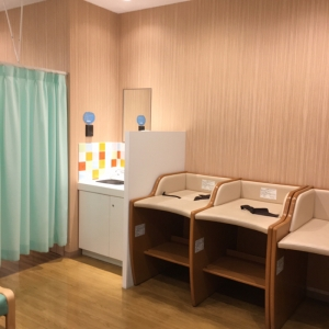 成城コルティ(3F)の授乳室・オムツ替え台情報 画像2