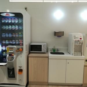 飲み物・オムツ自動販売機
