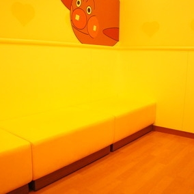 横浜アンパンマンこどもミュージアム&モール(1F)の授乳室・オムツ替え台情報 画像8