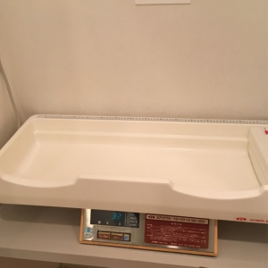 新宿タカシマヤ(9階 赤ちゃん休憩室)の授乳室・オムツ替え台情報 画像9