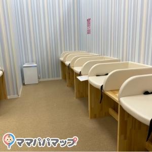 ピュアハートキッズランド イオンモール大垣(2F)の授乳室・オムツ替え台情報 画像4
