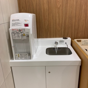 コモレ四谷(1F)の授乳室・オムツ替え台情報 画像7