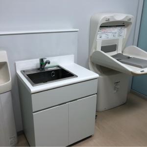 総合あんしんセンター 高知市保健所(1F)の授乳室・オムツ替え台情報 画像1