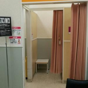 個室授乳スペース入口