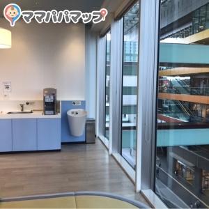 二子玉川ライズ・ショッピングセンター(4F)の授乳室・オムツ替え台情報 画像10
