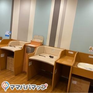 銀座三越(9F)の授乳室・オムツ替え台情報 画像10