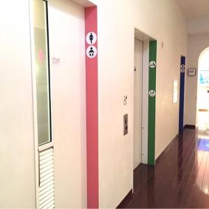 三菱一号館美術館(1F)のオムツ替え台情報 画像5