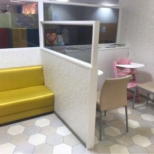 京都タカシマヤ(5階 ベビーサロン)の授乳室・オムツ替え台情報 画像5