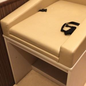 MEGA ドン・キホーテ 函館店(地下1階)の授乳室・オムツ替え台情報 画像4