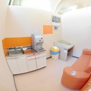 東海大学海洋科学博物館の授乳室・オムツ替え台情報 画像4