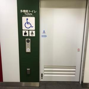 永田町駅のオムツ替え台情報 画像1