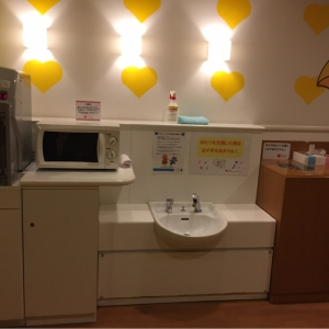 横浜アンパンマンこどもミュージアム&モール(1F)の授乳室・オムツ替え台情報 画像2