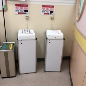 アリオ川口店(2F)の授乳室・オムツ替え台情報 画像5