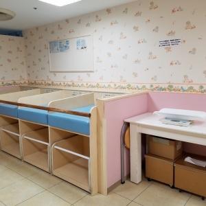パルクアベニュー・カワトク(6F ベビー休憩室)の授乳室・オムツ替え台情報 画像5