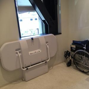 介護ベッドと車椅子