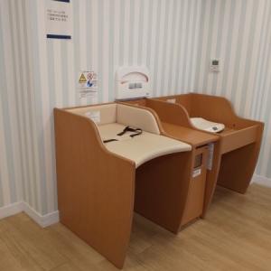 近鉄百貨店奈良店(6階)の授乳室・オムツ替え台情報 画像5