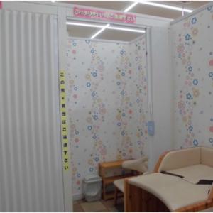 ジョイフル本田 千葉ニュータウン店の授乳室・オムツ替え台情報 画像9