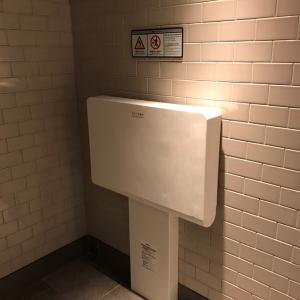 シェイクシャック 二子玉川店(1F)のオムツ替え台情報 画像1