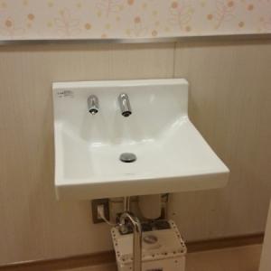 ブルメールHAT神戸(2F)の授乳室・オムツ替え台情報 画像4