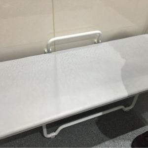 大船駅構内(多機能トイレ)のオムツ替え台情報 画像1