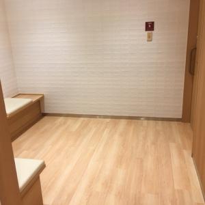 相席スペースは扉が開いても見えない位置にきちんとなってます(これは斜めから撮影)